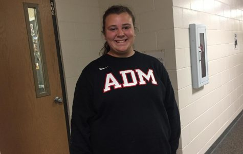 May Fine Arts Student of the Month: Cailey Person