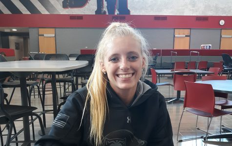 September Volleyball Player of the Month: Josi Lonneman