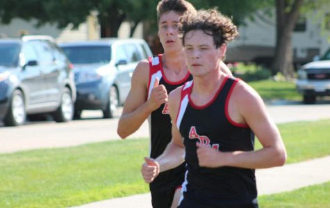 September Cross Country Player of the Month: Brady Hegarty
