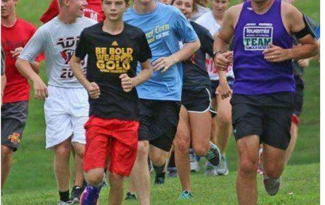 October Cross Country Athlete of the Month: Joshua Schmitz