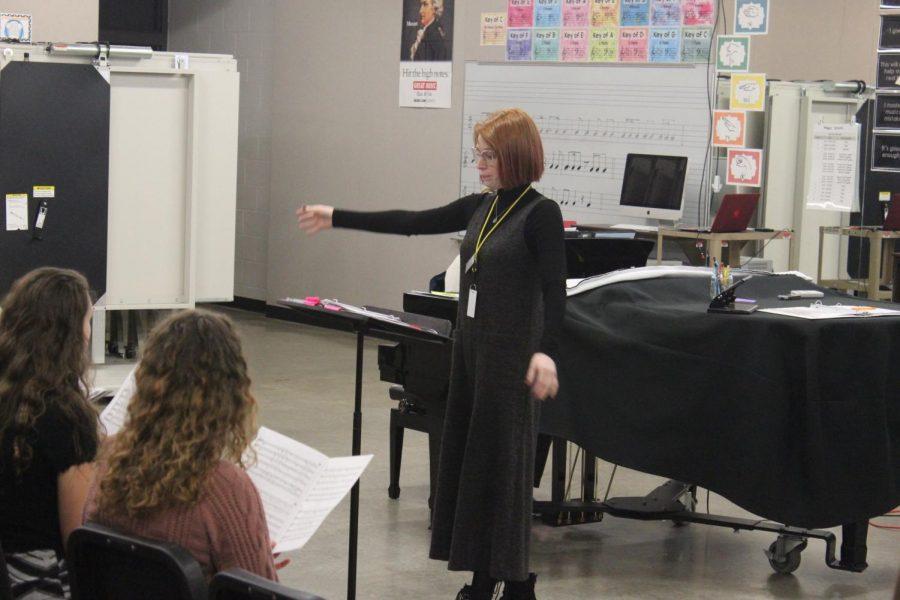 The Life of a Student Teacher: Abby Huskisson