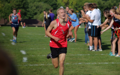 November Boys Cross Country Player of the Month: Nate Mueller