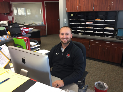 January Teacher of the Month: Garrison Carter