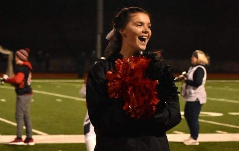 November Cheerleader of the Month: Sabrina McDonald