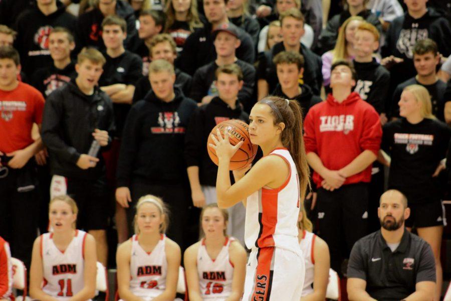 December Girls Basketball Athlete of the Month: Abby Gonzalez