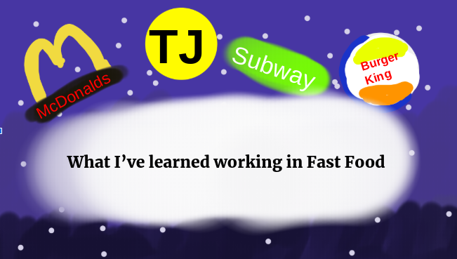 What I've Learned Working In Fast-Food