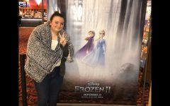 From the Third Row: Disney's Frozen 2