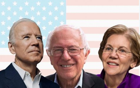 Bernie Sanders, Joe Biden and Elizabeth Warren are some of the highest polling candidates in the race.