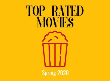 Top Rated Movies: Spring 2020