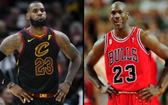 Who is the GOAT, Lebron or MJ?