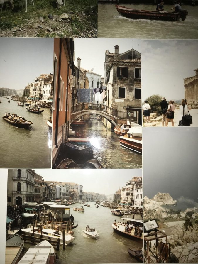 Pictures my mom took when she studied abroad in Italy.