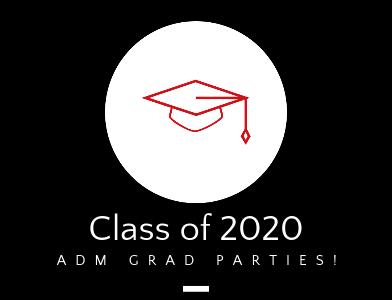 2020 Graduation Parties