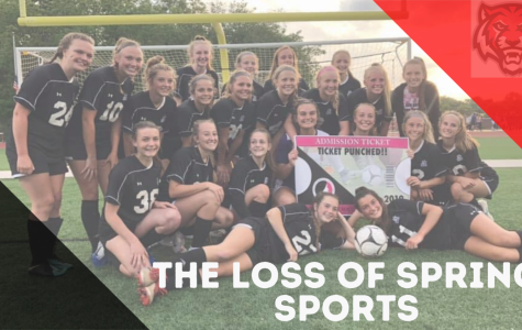 Spring athletes are distraught after learning their season was cut short. ADM spring athletes share their thoughts and feelings.