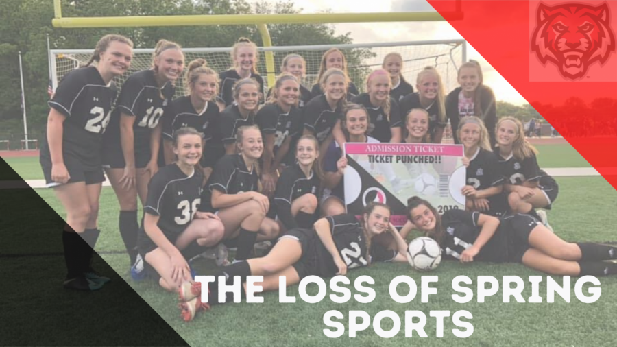 The Loss of Spring Sports