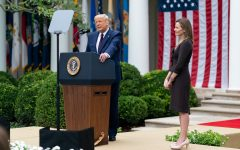 Amy Coney Barret wins the senate vote 52-48, making her the next Supreme Court Justice of the United States little over a month after President Donald Trump nominated her.