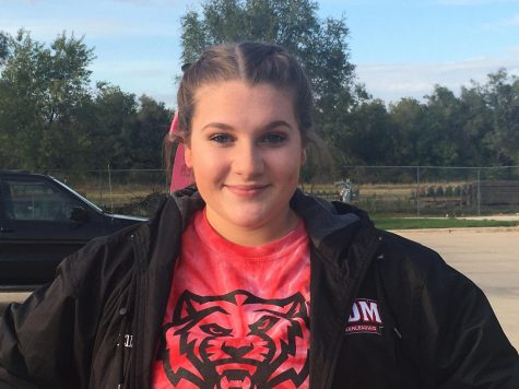 October Cheerleading Athlete of the Month: Ellah Genovese