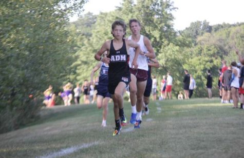 Cross Country Athlete of the Month: Cooper Greenslade