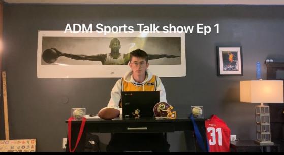ADM Sports Talk Show Ep 1