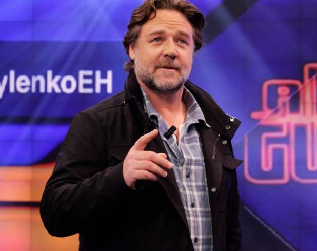 Russel Crowe stars as a lead Character in the recently released film,