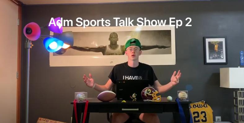 ADM Sports Talk Show Ep 2