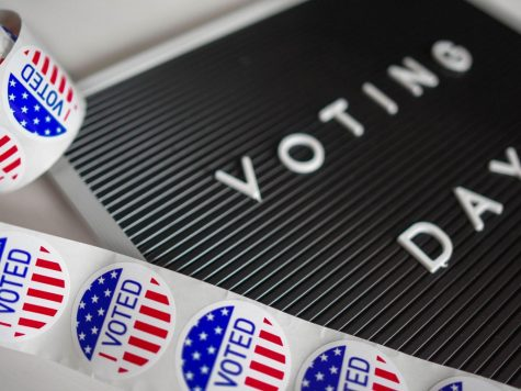 On Tuesday, November 3rd millions of Americans cast their vote for the next president of the  United States.