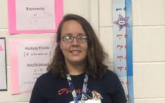 Ms. Lifka-Reselman, ADM Math teacher. Pictured by Callie Hazel.