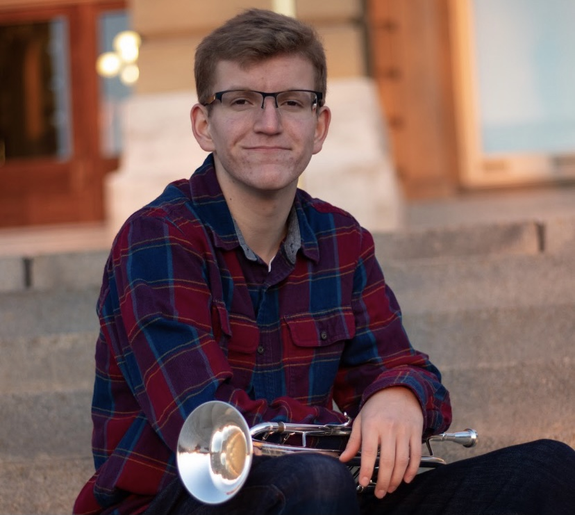 January Fine Arts Student of the Month: Josh Norris
