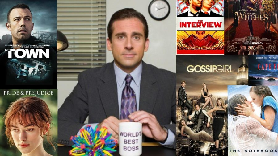 Where to watch The Office and other shows that left Netflix on New Years Day