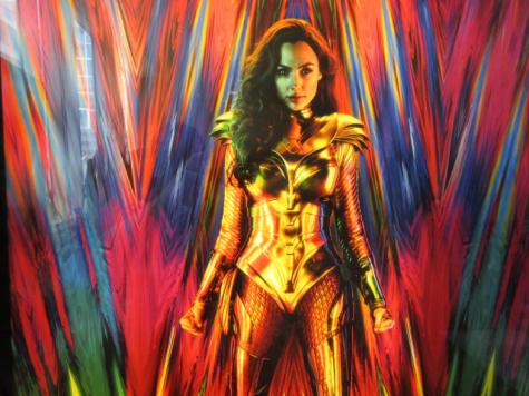 Gal Gadot stars in the 2020 film; Wonder Woman: 1984