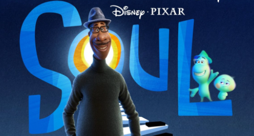 Jamie Foxx and Tina Fey co-star in Disney/ Pixars, Soul 2020, now on DIsney+