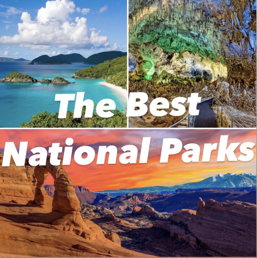 Best National Parks to Visit During Spring Break