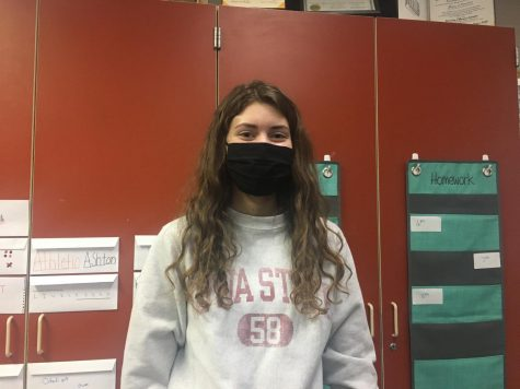February Student of the Month: Sydney Pottebaum