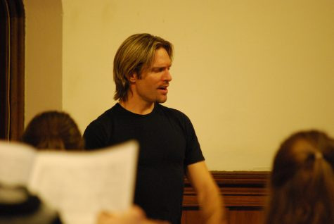 Composer Eric Whitacre and poet Charles Silvestri teamed up to create one of the most beautiful choral works in modern classical music. It takes on subjects like love, sickness, grief, and death.