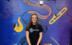 Junior Carly Kuhse is honored as girls soccer Student of the Month for March.