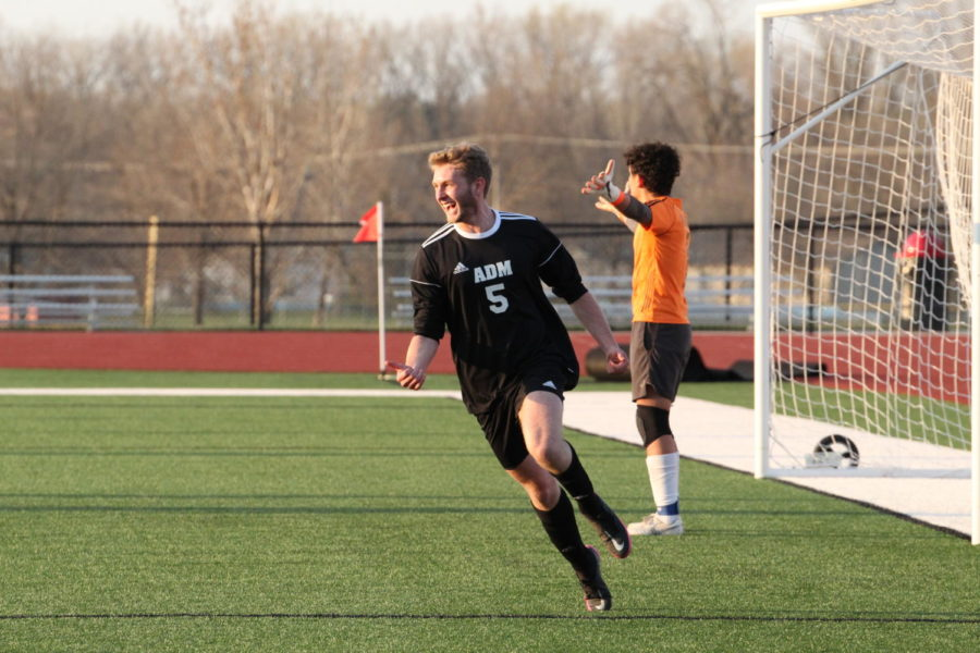 First Boys Soccer Match April 5th (Photo Story)
