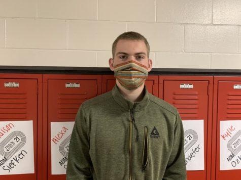 Matt Randol, Senior.