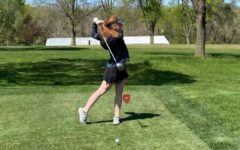Monica Thomas has been honored as May's Girls Golf Player fo the Month