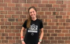 Girls Track Athlete of the Month: Geneva TImmerman repping the ADM Track swag.