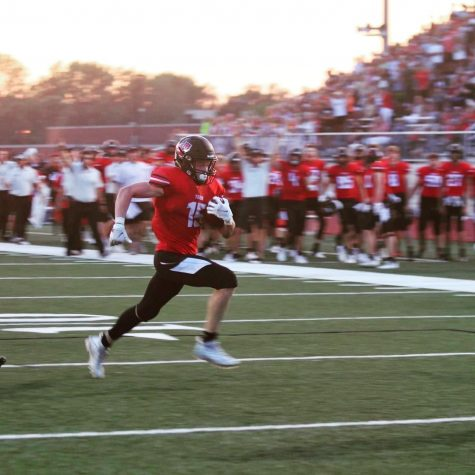 Septembers Football Player of the Week: Brevin Doll