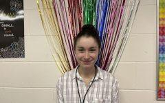 September Teacher of the Month- Ms. Allbee
