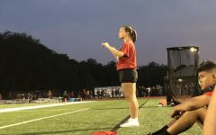 Septembers Fine Arts Student of the Month: Rebecca Yanacheak