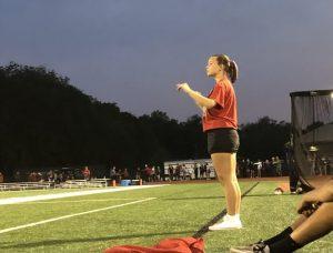 September's Fine Arts Student of the Month: Rebecca Yanacheak