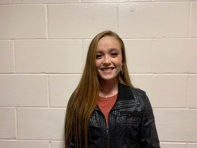 October Kiwanis Student of the Month: Carly Kuhse